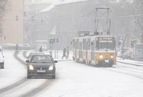 havazás, hó, tél