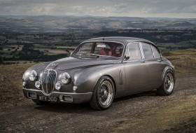 ian callum, jaguar, mark 2, restomod