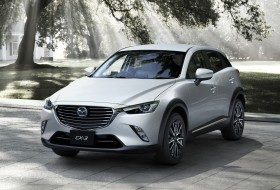 cx-3, los angeles, mazda, skyactiv