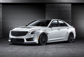 a nap képe, cadillac, cts-v, hennessey, rekord, tuning