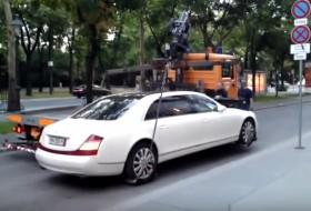 62s, ausztria, maybach, mercedes-maybach, parkolás, videó
