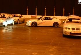 drift, guinness rekord, parkolás, subaru brz, videó