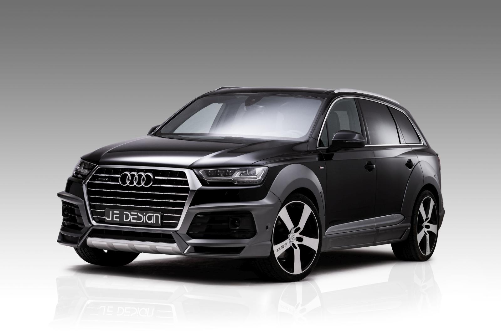 Je Design Audi Sq7 Tdi