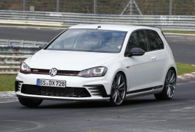 clubsport s, golf gti, gti clubsport, kémfotó, nürburgring, új volkswagen