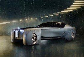 103ex, bmw, jövőautó, phantom, rolls-royce, the next 100 years, vision next 100
