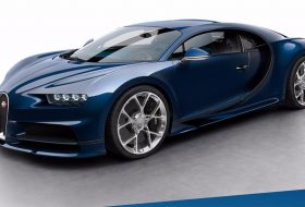 autóeladás, chiron, új bugatti
