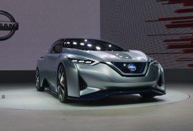 elektromos autó, nissan leaf, új nissan, zöld autó