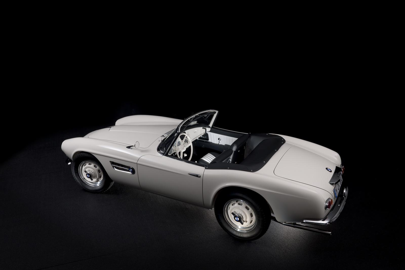 Elvis Presley BMW 507-...