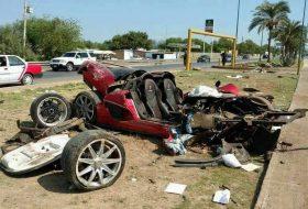 a nap képe, baleset, ccx, koenigsegg, mexikó