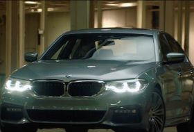 5-ös, bmw, clive owen, the escape, the hire