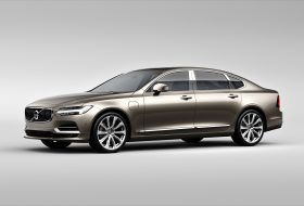 geely, kína, lynk & co, s90, s90 excellence, volvo