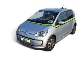 autómegosztó, e-up, elektromos, greengo, okostelefon, tömegközlekedés, volkswagen