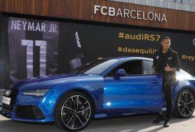 audi q7, fc barcelona, messi, neymar, q2, rs 7 performance, rs q3