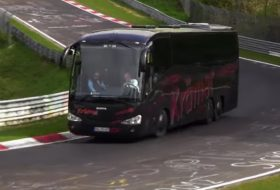 nürburgring, vicces, videó