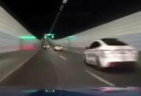 autóbaleset, autós videó, bmw m4, gyorsulás