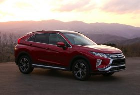 crossover, eclipse, eclipse cross, genfi autószalon, mitsubishi, suv