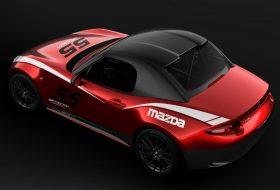 hardtop, mx-5 rf, roadster, új mazda, új mx-5