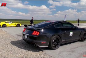 chevrolet, gt350, gyorsulási verseny, shelby, tuning, új corvette, új mustang, videó