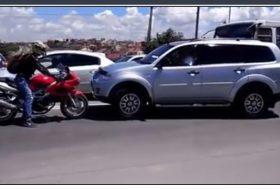 autós videó, mitsubishi, motor, oroszország, vicces