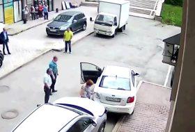 parkolás, suv
