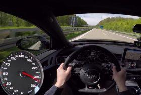 autobahn, autópálya, pp-performance, rs6 avant, tuning, új audi, videó