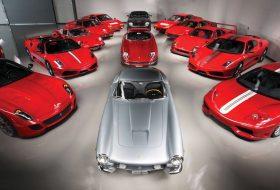 360 modena, 599 gto, a nap képe, árverés, dino, f40, f430, ferrari, klasszikus