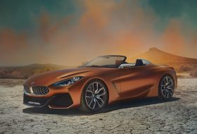 bmw, bmw z4, concept z4, pebble beach, z4