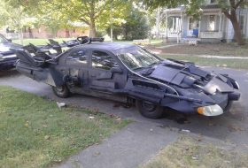 batmobile, camry, toyota, tuning, vicces