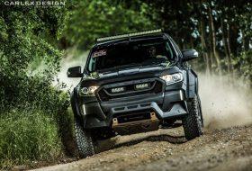 carlex design, ford, ford ranger, ranger