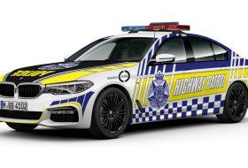 530d, a nap képe, ausztrália, bmw 5-ös, rendőrség