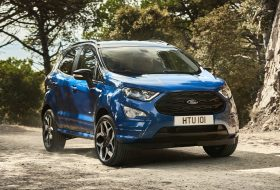 ecosport, ford, st-line, új ford