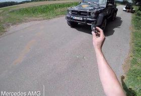 autós videó, g 63 amg 6x6, g65 amg, mercedes-amg, mercedes-benz, végsebesség