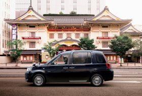 autógáz, hibrid, japán, jpn taxi, lpg, taxi, toyota