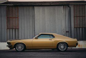 a nap képe, egyedi autó, ford mustang, marvel, oldtimer, ritkaság, tuning
