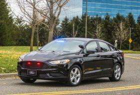 ford, hibrid, plug-in hibrid, rendőrautó, special service