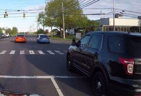 amerika, autós videó, bmw m3, gyorshajtás, gyorsulási verseny, rendőr