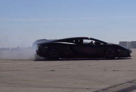 autós videó, aventador, drift, gumifüstölés, új lamborghini