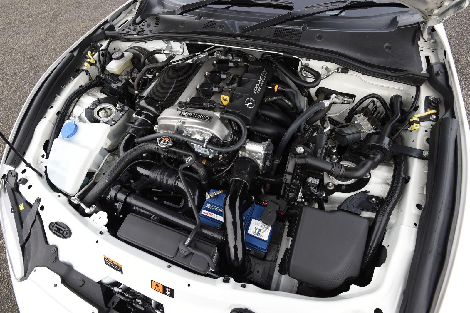 BBR Mazda MX-5 ND 1,5