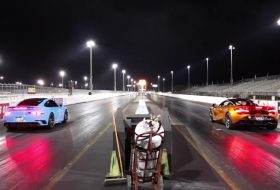 720s, 911 turbo s, dragtimes, gyorsulási verseny, porsche 911, új mclaren