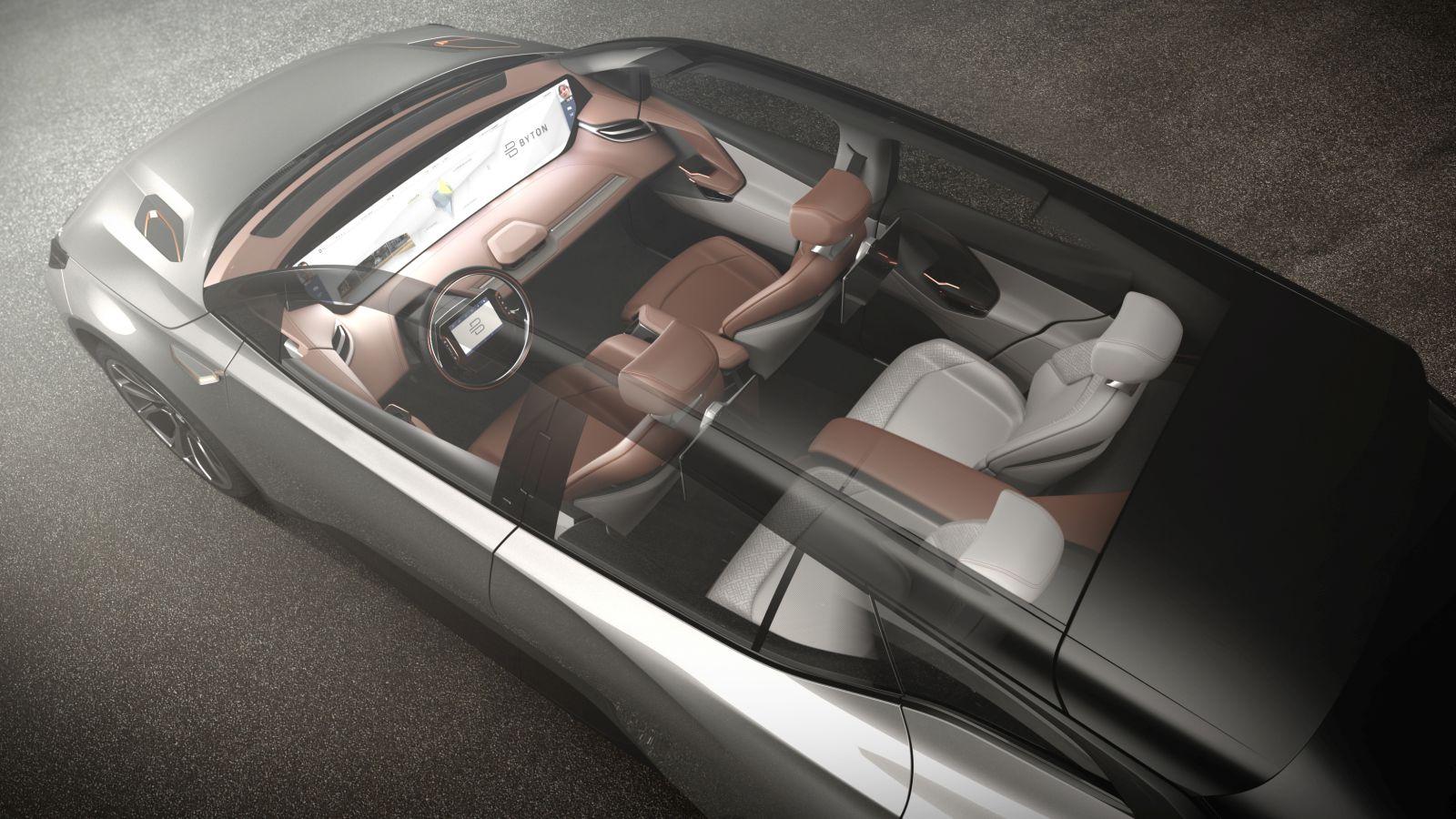 Byton SUV Concept