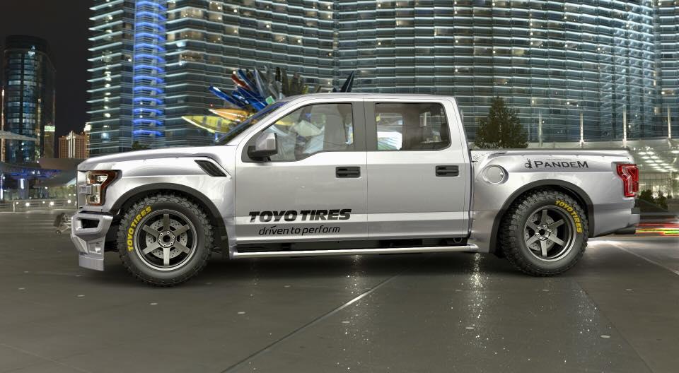 Ford F-150 Raptor tuning