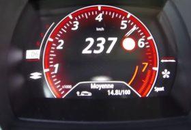 autós videó, civic type r, gyorsulás, mégane rs, nürburgring, új renault