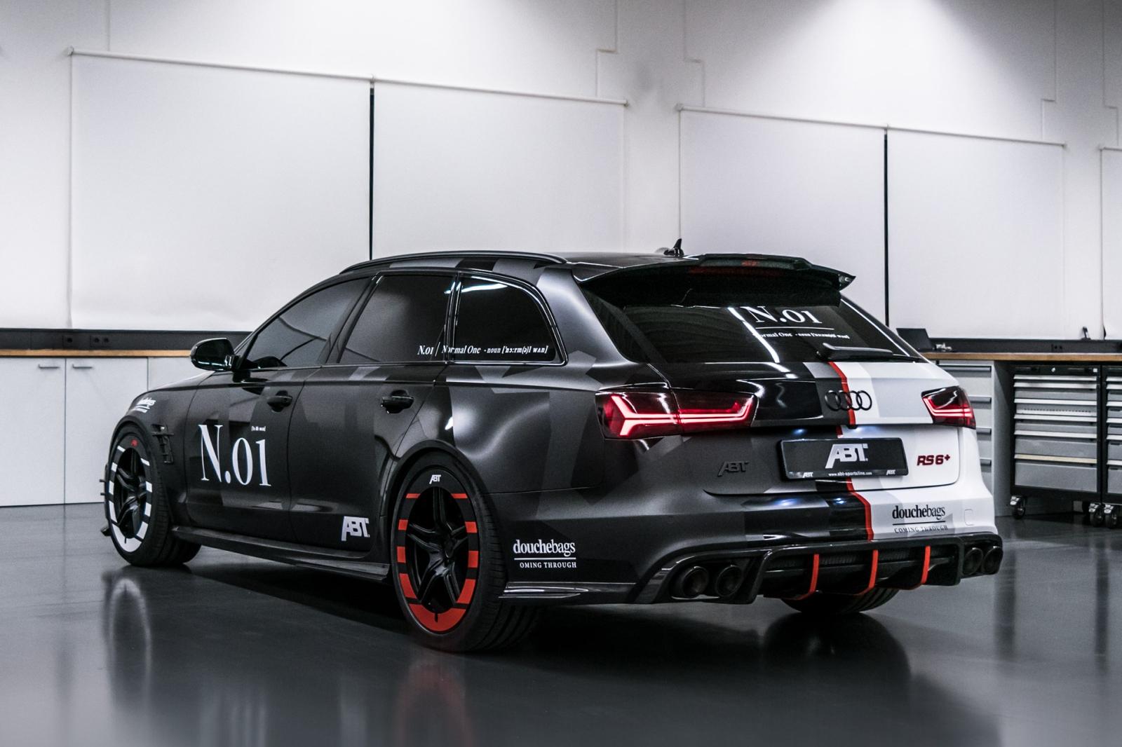Jon Olsson Audi Rs6 Phoenix