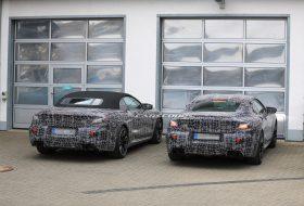 bmw m8, kémfotó, nürburgring, prototípus, új bmw, új m5