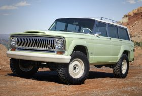 easter jeep safari, jeep, jeep wagoneer, wagoneer, wagoneer roadtrip