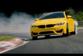 autós videó, drift, nürburgring, új bmw, új m4 cs
