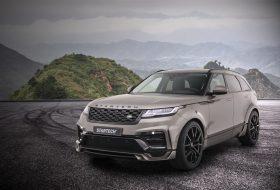 genfi autószalon, startech, suv, tuning, új range rover, velar