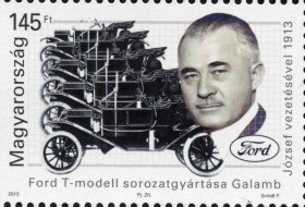 ford, ford t-modell, galamb józsef, henry ford, t-modell
