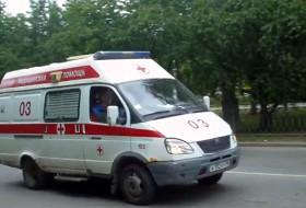 dugó, közlekedés, mentőautó, oroszország