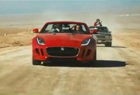 autós videó, f-type, jaguar